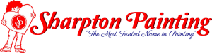 Sharpton Painting Logo