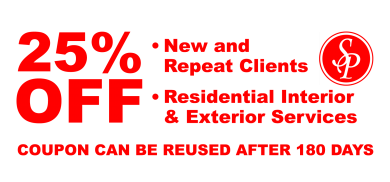 25 % Off New & Repeat Clients
